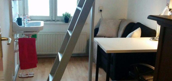 Kamer te huur in Eindhoven 9m² - €206,-