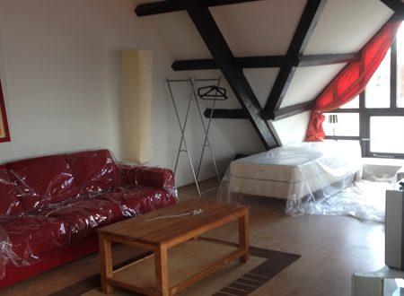 Appartement te huur in Zandvoort 40m² - €750,-