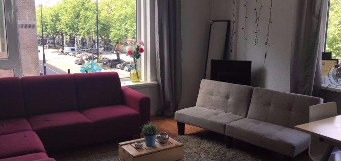 Kamer te huur in Rotterdam 6m² - €220,-